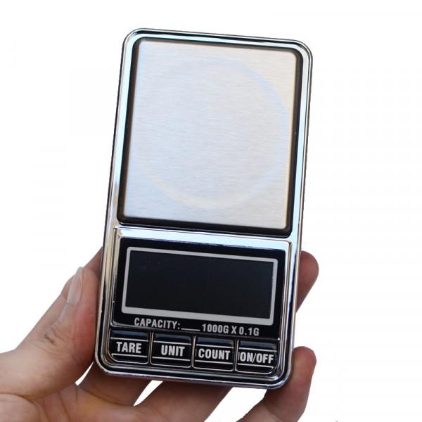 DS-29 váha do 1000g/0,1g s USB napájaním